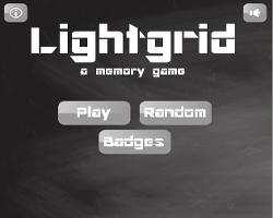 Lightgrid game