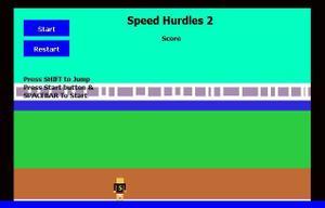 Speed Hurdles 2 game