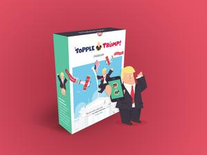 Topple Trump (Mobile) game