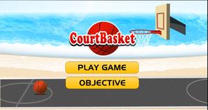 Shoot The Basket game