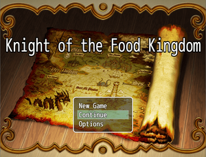 Knight Of The Food Kingdom game
