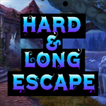 Hard And Long Escape game