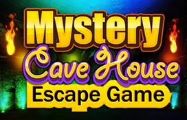 Mystery Cave Houseescape game