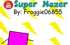 Super Mazer Beta game