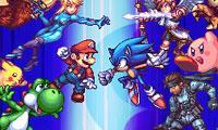 Super Smash Flash 2 game