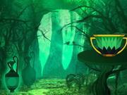 Spiritual Forest Escape game