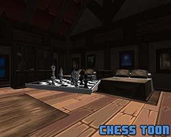 Toon Chess game