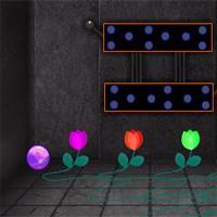 Patio Concrete Room Escape game