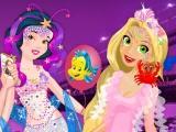 Disney Princess Mermaid Parade game