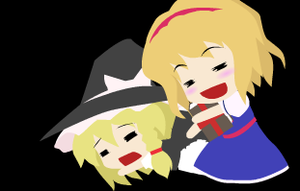 Touhou Marippy English Sub game