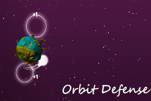Orbit Defense game