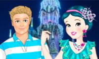 play Princess White Hot Date