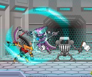 Robo Duel Fight Final game