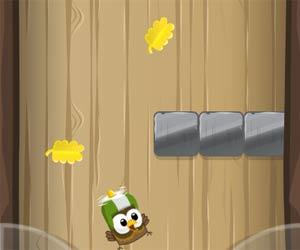 Springy Owl Html5 game