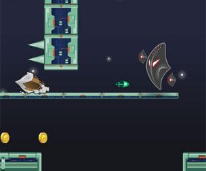 Starship Escape: The Space Travelle game