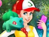 Princess Pokemon Trainer game
