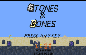 Stones And Bones game
