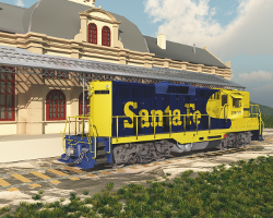 Epic Trains 3 game