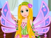 Rapunzel Princess Winx Style game