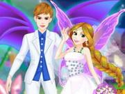 Fairy And Prince Wedding game