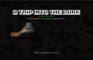 A Trip Into The Dark game