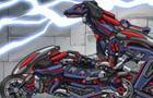 Dino Robot - Compsognathus game