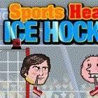 play Sports Heads Ice Hockey