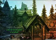 Witch Hut Escape game
