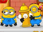 play Minion Love Kiss