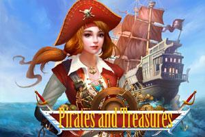 play Pirates And Treasures