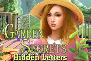 play Garden Secrets Hidden Letters