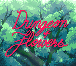 play Dungeon Of Flowers