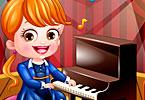 play Baby Hazel Musician Dressup