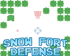play Snow Fort Defense