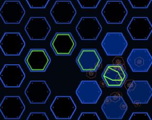 play Hexagon Snake