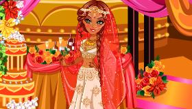 Indian Wedding Dress Up game