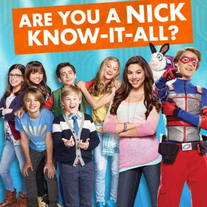 Nickelodeon: Are You A Nick Know-It-All? Quiz game