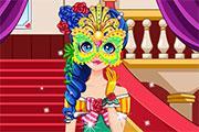 Princess Prom Beauty Mask game