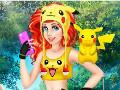 play Princess Pokemon Trainer