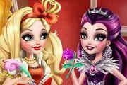 play Ever After High Fashion Rivals Girl