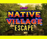 play Native Village Escape