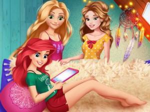 Princesses Instagram Rivals game