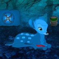 play Blue Diamond Forest Escape