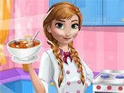 Annas Kitchen Zucchini Soup game