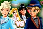 play Bestman At Rapunzel Wedding