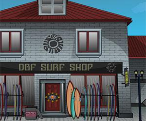 play Find The Super Surf Board