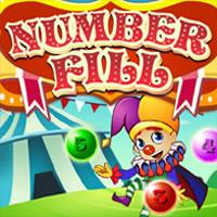 Number Fill game