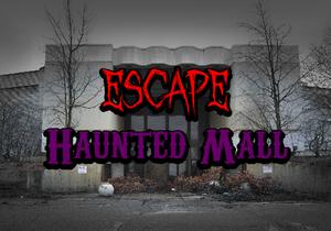 Escape Haunted Mall game