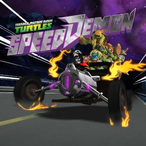 Teenage Mutant Ninja Turtles Speed Demon Racing game