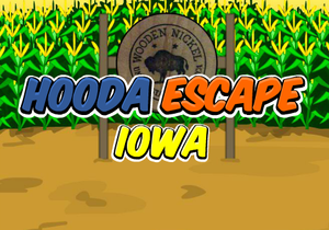 Hooda Escape Iowa game